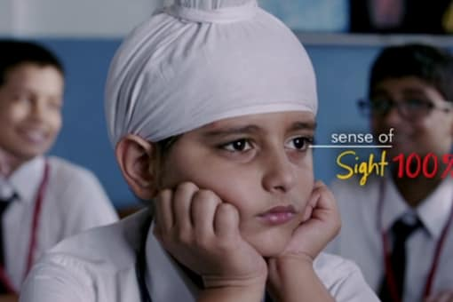 A still from Amol Gupte's Sniff. Image courtesy: ErosNow
