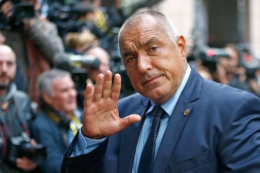 File photo of Bulgaria Prime Minister Boyko Borisov. (Image: Reuters)