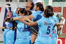 Indian Eves Edge Belarus in Second Hockey Test