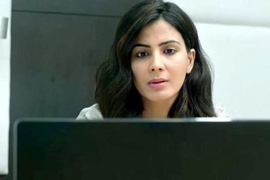 Kirti Kulhari is currently seen in Four More Shots Please.