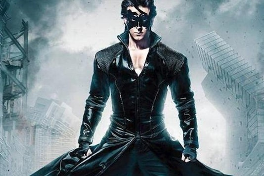 Image: Official poster of Krrish