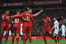 EPL: Liverpool Go Top of Premier League by Beating Watford 6-1