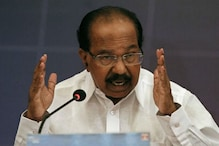 Protests Indicate Congress Victory in Karnataka: Veerappa Moily