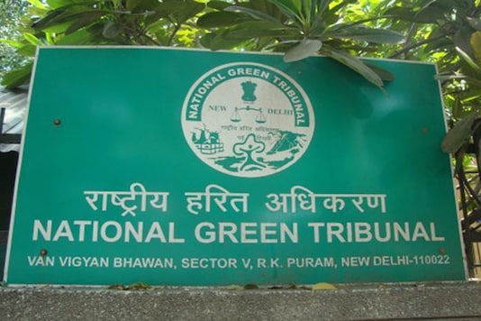 File photo of National Geen Tribunal office in Delhi. (Photo: PTI)