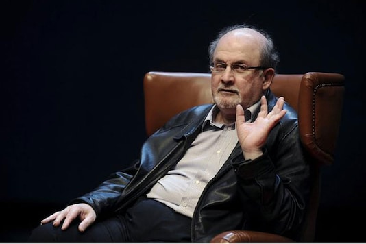 File photo of Salman Rushdie