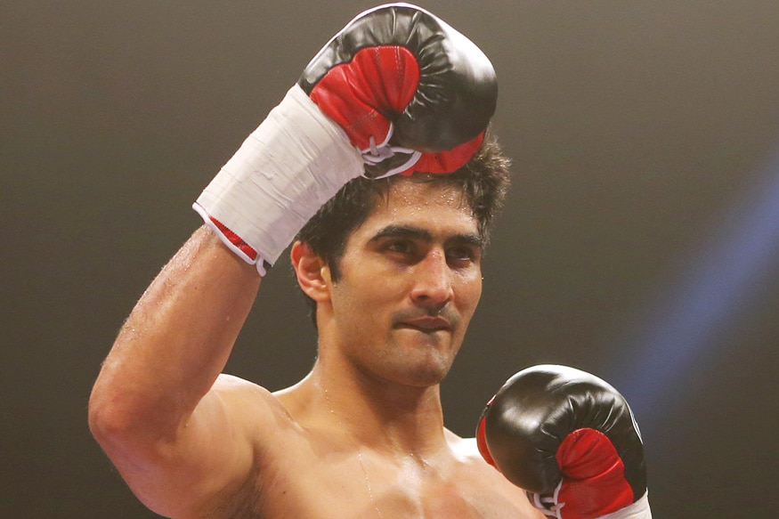 'Congress Has This Now': Vijender Singh Flexes Muscles in Response to BJP's 'Dhai Kilo Ha Haath'
