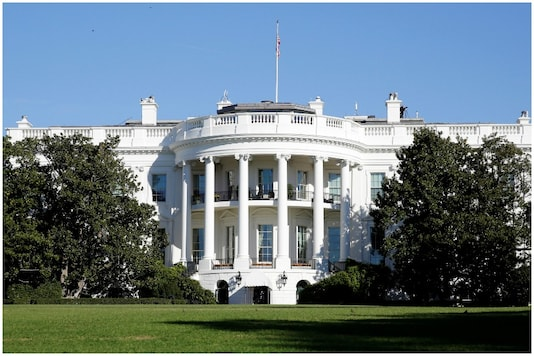 File photo of White House. (Image: Reuters)