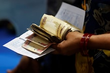 Woman Held for Trying to Deposit Fake Currency Notes