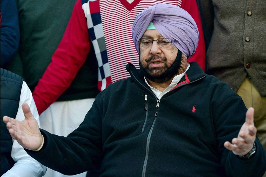 Kartarpur Corridor Opening ISI's 'Game Plan' to Revive Militancy in Punjab, Says Amarinder Singh
