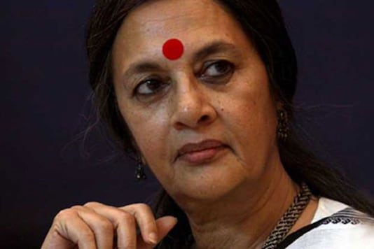 File photo of CPI(M) leader Brinda Karat.