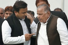 Has Mulayam Singh Yadav Finally Tapped Out to His Son Akhilesh?