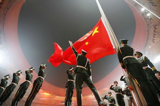 China's national flag (Reuters)