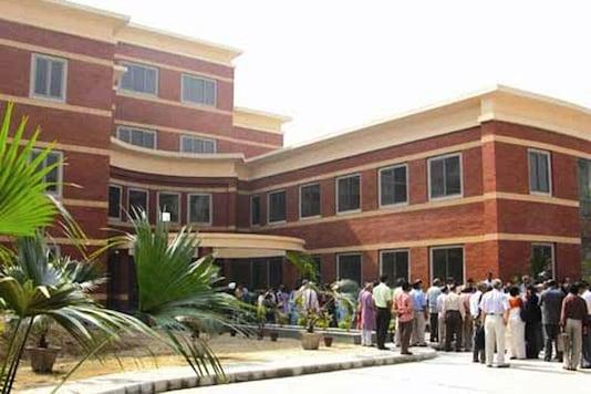File photo of Delhi University.