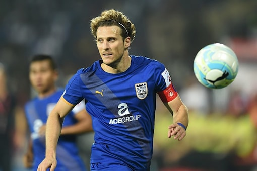File photo of Diego Forlan. (Photo Credit: Getty Images)