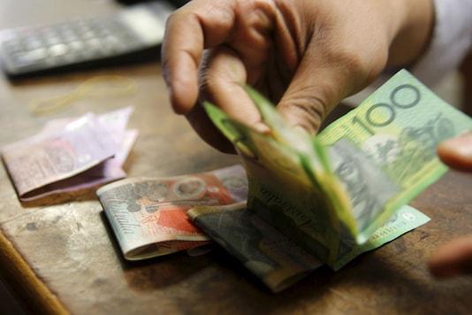 Representative image of Australian dollar. Image: Reuters