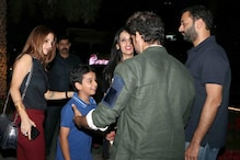 Hrithik Roshan, Sussanne Khan Join Sons Hrehaan, Hridhaan For Family Vacation
