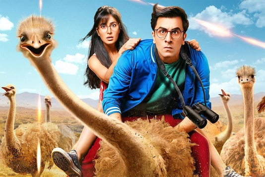 Image: Youtube/ A still from the trailer of Jagga Jasoos