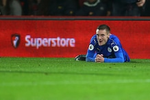 Leicester City's Jamie Vardy Suspended for Three Games