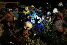 14 Killed in Bus Accident in Malaysia