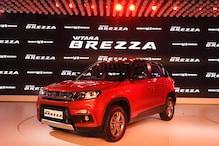 Maruti Suzuki Vitara Brezza Crosses 5 Lakh Unit Sales Within Four Years of Launch