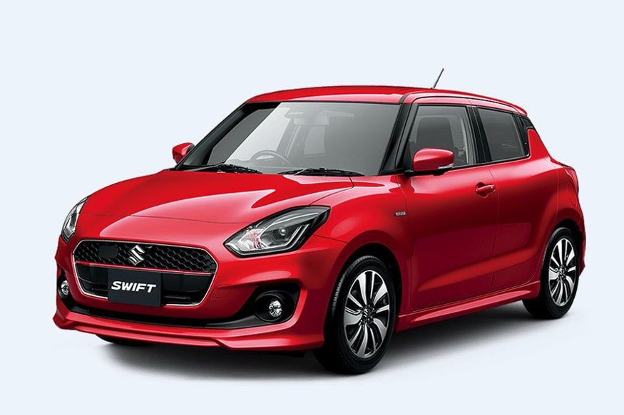 All New Suzuki Swift Unveiled in Japan, Maruti to Bring it to ...