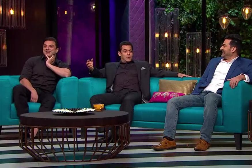 Koffee With Karan: The 100th Episode Featuring Salman