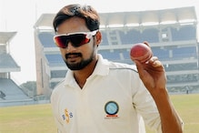 10 overs, 10 runs, 8 Wickets—Shahbaz Nadeem Delivers Record Breaking Spell