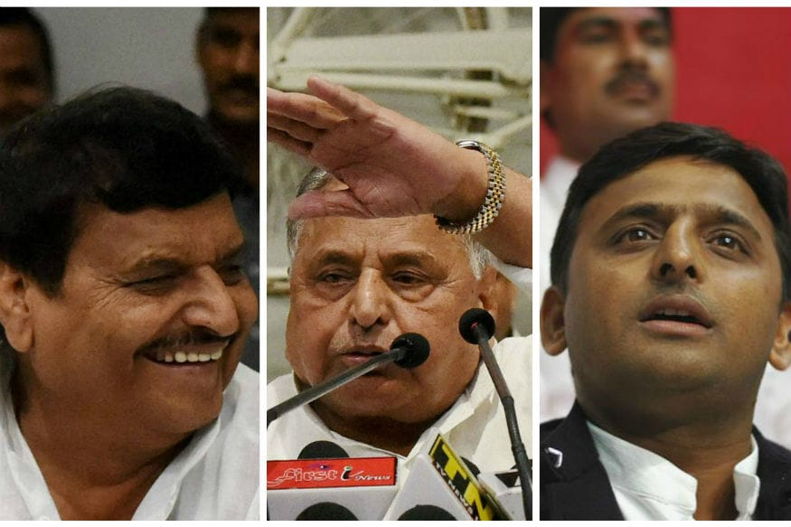Political Dangal in Saifai on Mulayam's 80th Birthday as Shivpal and Akhilesh Try to Out-Do Each Other