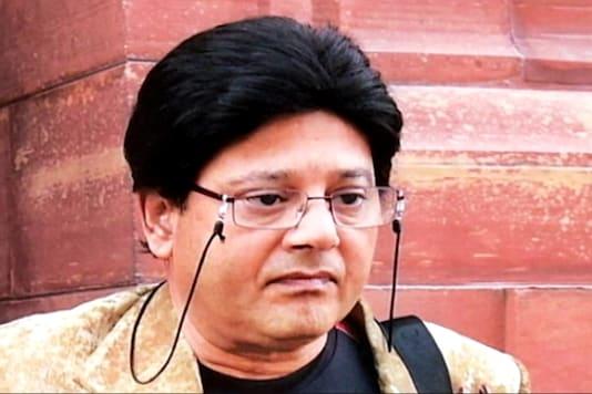 Trinamool Congress MP Tapas Pal/TV Grab