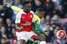 Danny Welbeck Back in Training for Arsenal