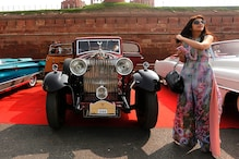 2017 Vintage Car Rally in Delhi Gets a Green Light From NGT