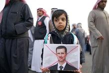 Bashar al-Assad Vows to Press Ghouta Assault, As Civilians Flee Government Advances