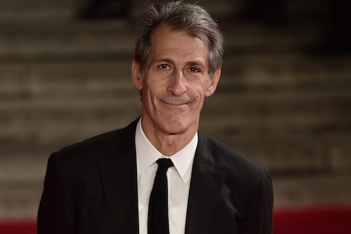 CEO of Sony Entertainment Michael Lynton poses on arrival for the world premiere of the new James Bond film 'Spectre'. (Image: AFP PHOTO / LEON NEAL)