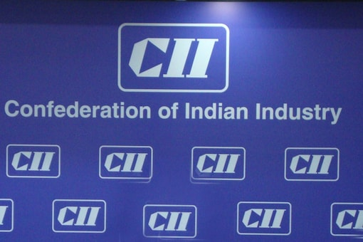 Logo of Confederation of Indian Industry (CII). (File photo)