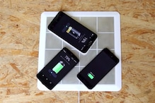 A Sticker to Wireless Charge Your Phone