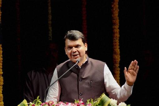File photo of Maharashtra chief minister Devendra Fadnavis. (PTI )