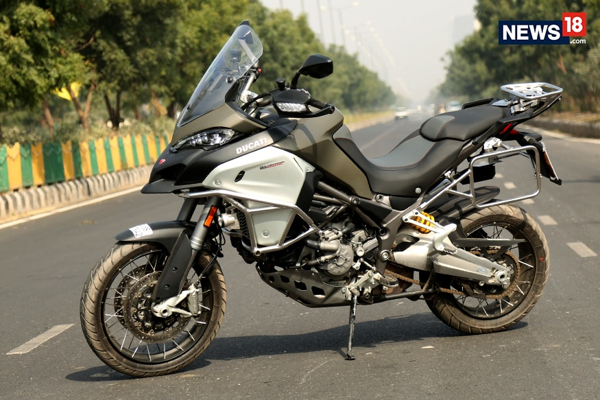 ducati multistrada 1200 enduro review all the motorcycle you will ever need news18. Black Bedroom Furniture Sets. Home Design Ideas