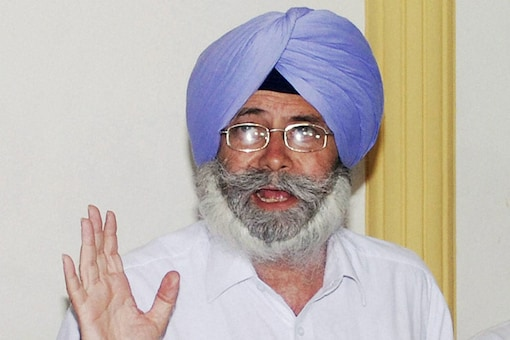 File photo of senior lawyer and AAP MLA HS Phoolka.