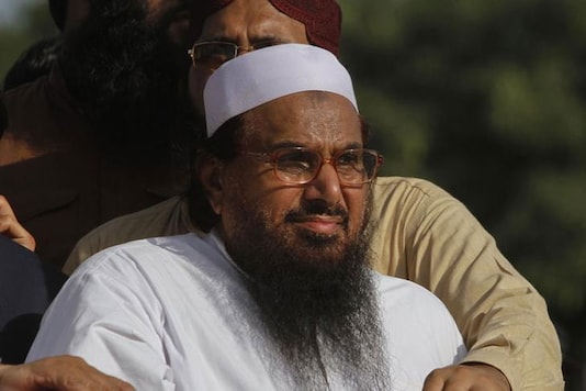 File photo of Hafiz Saeed. (Image: Reuters)