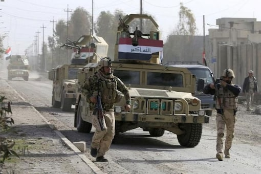 File photo of Iraqi army during a battle against Islamic State militants. The US entry into Iraq in 2003 destabilised the region and led to the creation of the outfit. (Photo: Reuters)