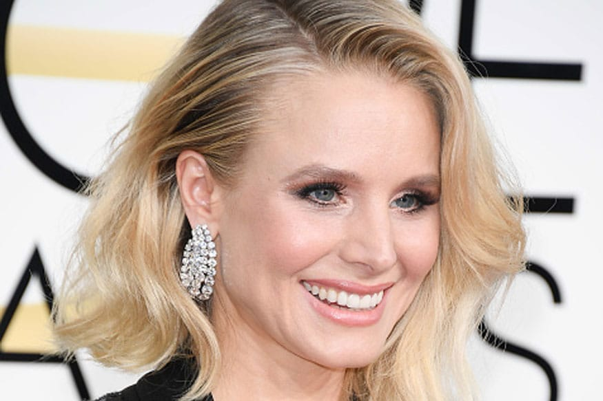 Image result for Hollywood star Kristen Bell has credited exercising for helping her feel physically and mentally