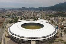 Brazil's Iconic Maracana Stadium Tapped to Serve as Coronavirus Hospital