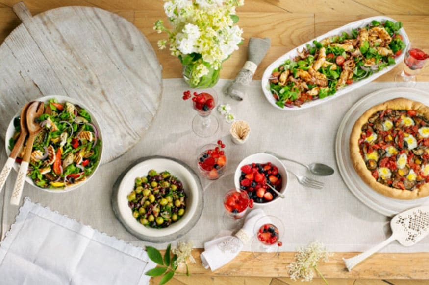 Vegetarian with Egg, Mediterranean Diets May Help Curb Heart