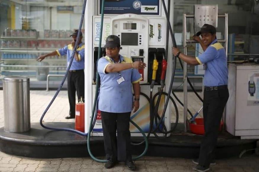 Petrol Price Breaches Rs 70 Mark, Diesel Crosses Rs