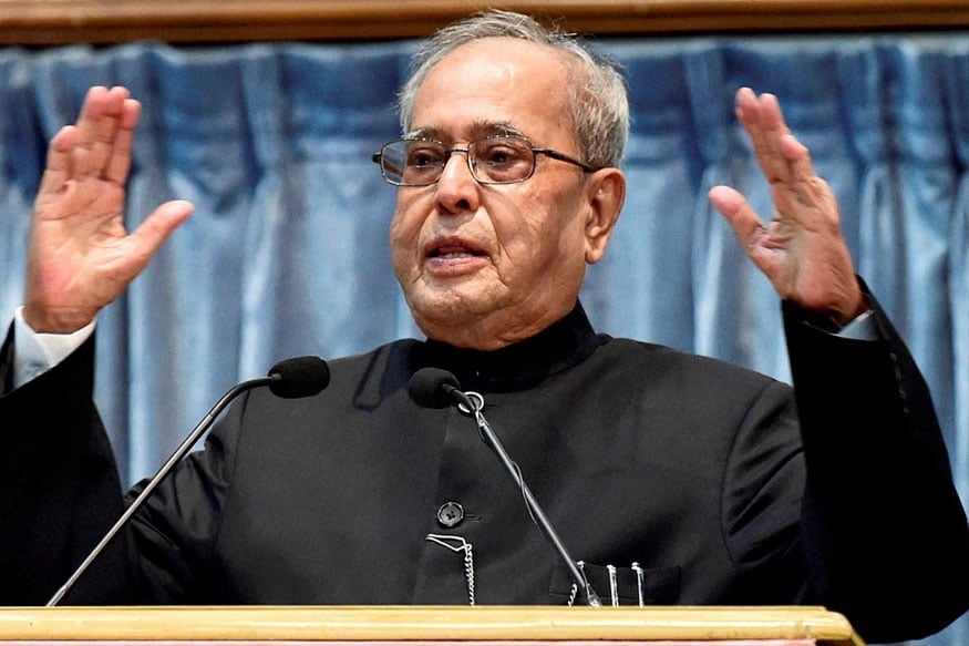 India's Demographic Dividend Will Become Demographic Disaster if Jobs are Not Created: Pranab Mukherjee