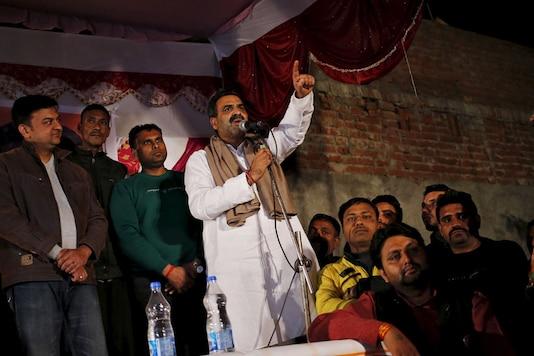 File photo of Union Minister Sanjeev Balyan (Reuters)
