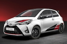 New Toyota Yaris, Hot Hatchback To Be Unveiled at the Geneva Motor Show 2017