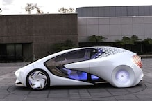CES 2017: Toyota Concept-i Gives Artificial Intelligence a Face, Names it 'Yui'