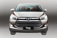 Toyota Innova Crysta and Fortuner Recalled in India Due to Faulty Fuel Part