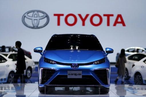 Toyota Mirai. Image used for representational purpose. (Photo: Reuters)